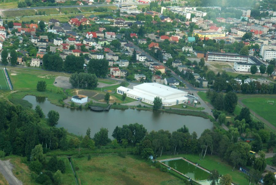 sport w gminie węgierska gorka